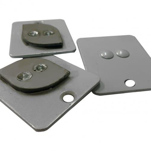 Комплект креплений для дверных коробок KE-HIDDEN-KIT-II