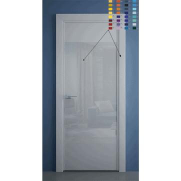 Межкомнатная дверь Blanco Evenness