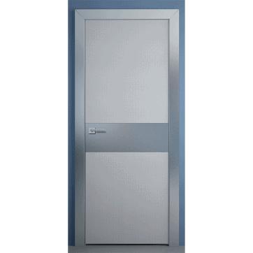 Дверь Crescendo Bounty-M. Матовое зеркало