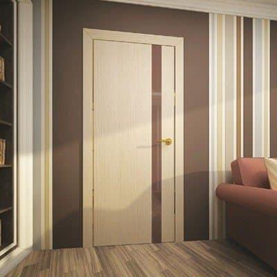 Межкомнатная дверь Arte Latte.