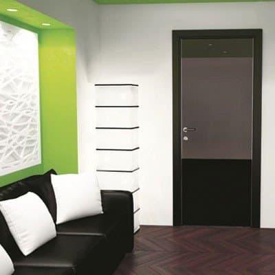 Межкомнатная дверь Blanco Magic Black