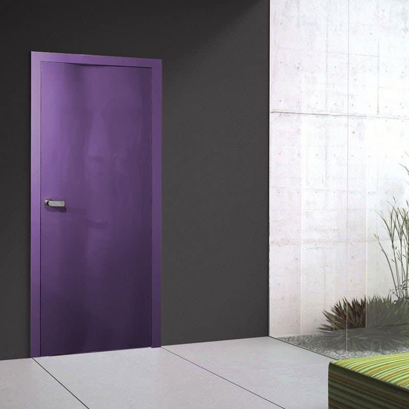 Межкомнатная дверь Royal Indigo с изгибом.