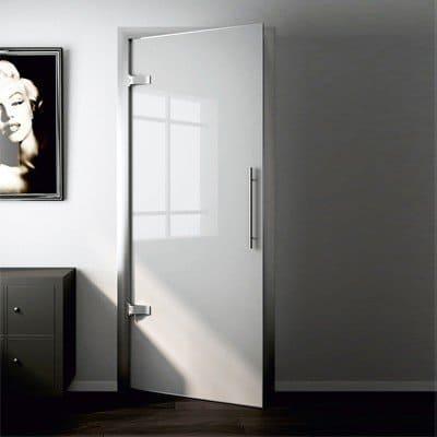 Стеклянная дверь G001