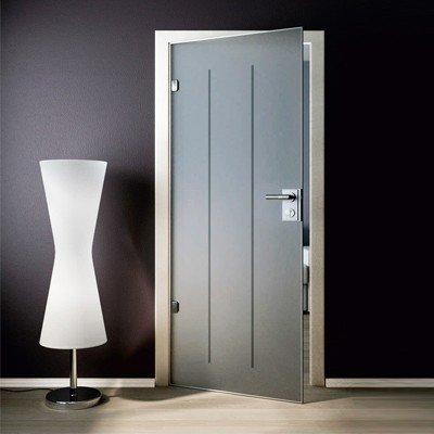 Межкомнатная стеклянная дверь G003