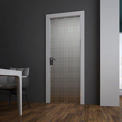 Межкомнатная стеклянная дверь G036