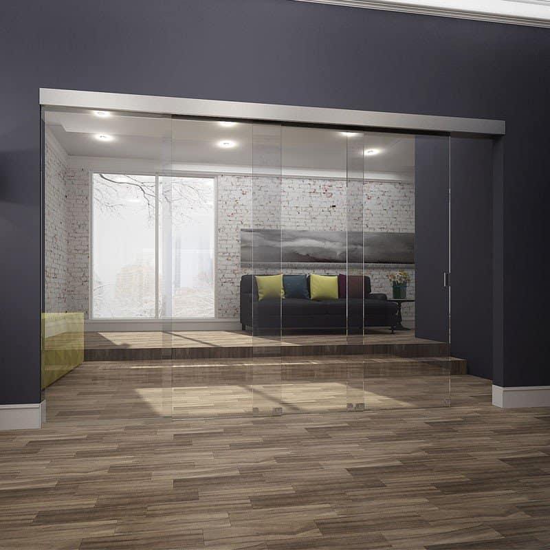 Сдвижная дверь Rezident Design
