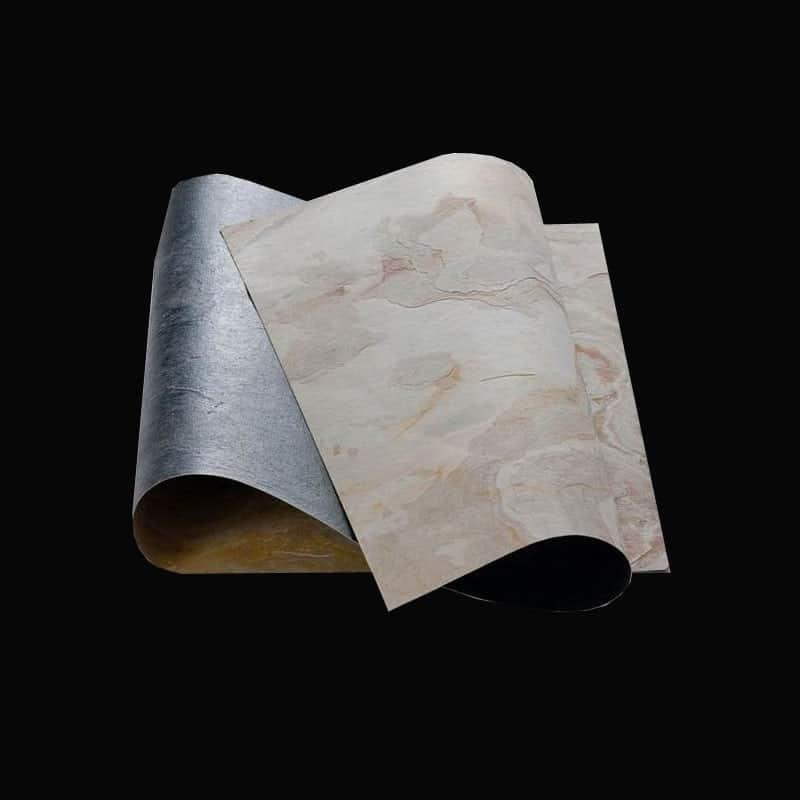 Коллекция сверхгибкого каменного шпона