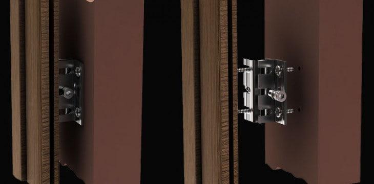 Комплектующие для дверных коробок