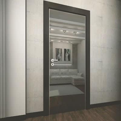 Коллекция межкомнатных дверей Blanco