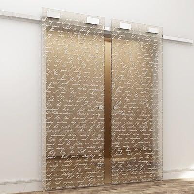Стеклянные двери (цельностеклянные)