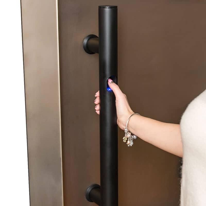 Дверная ручка-скоба VITRUM-ESSENCE