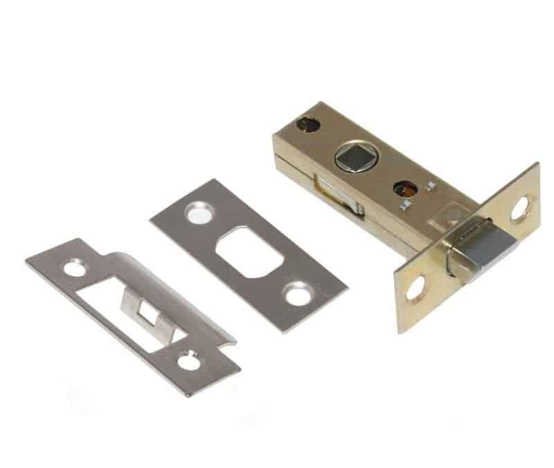 Механические защелки для деревянных дверей