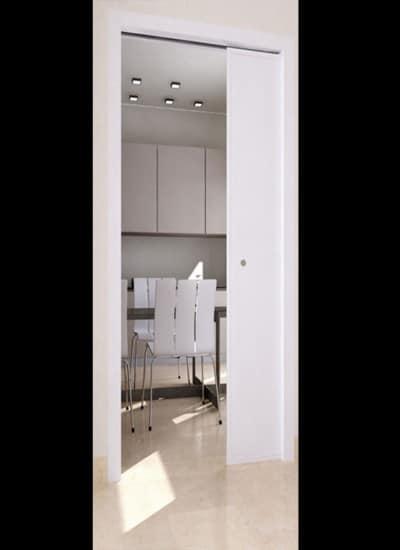Кассеты (пеналы) под штукатурку для межкомнатных дверей