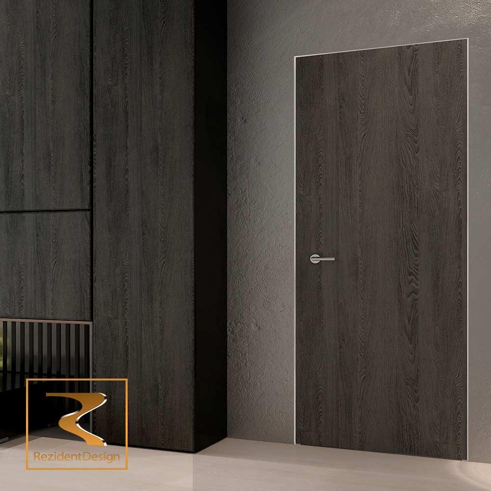 Межкомнатная дверь Blanco Silver Oak