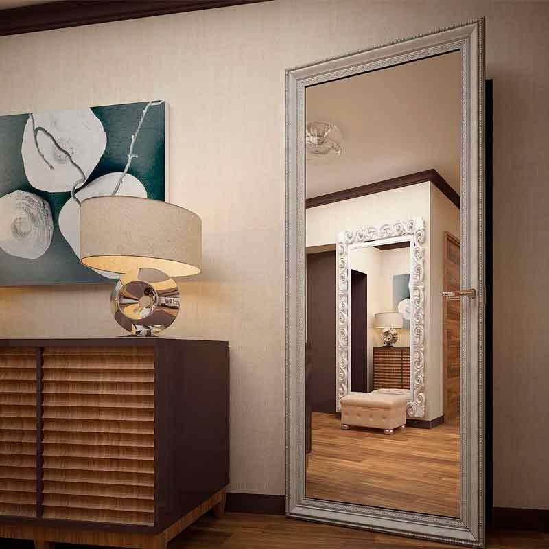 Межкомнатная дверь Ampir Reflekzia S