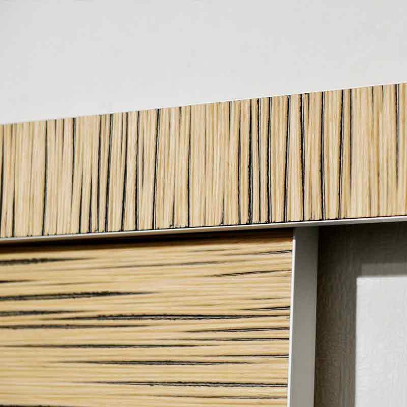 Межкомнатная дверь Deep Lines Bamboo