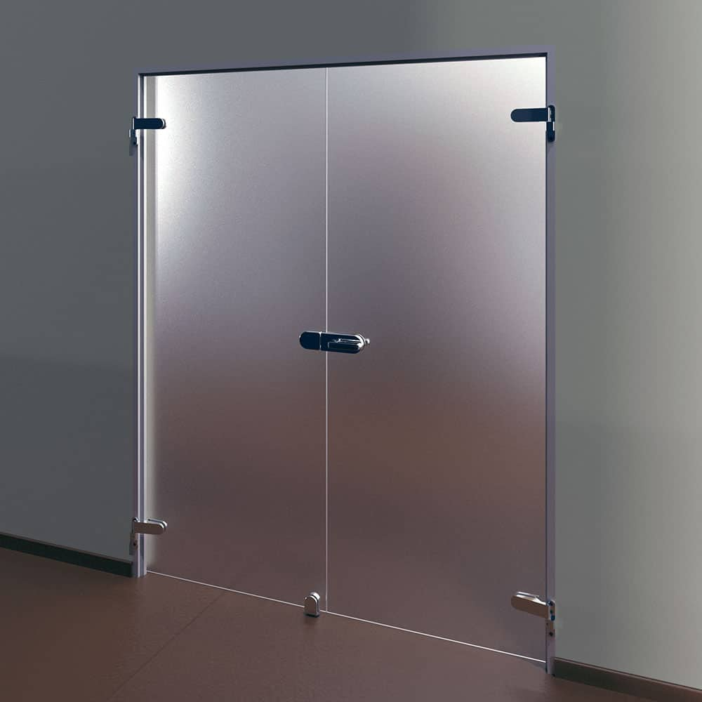 Двустворчатая дверь Coste
