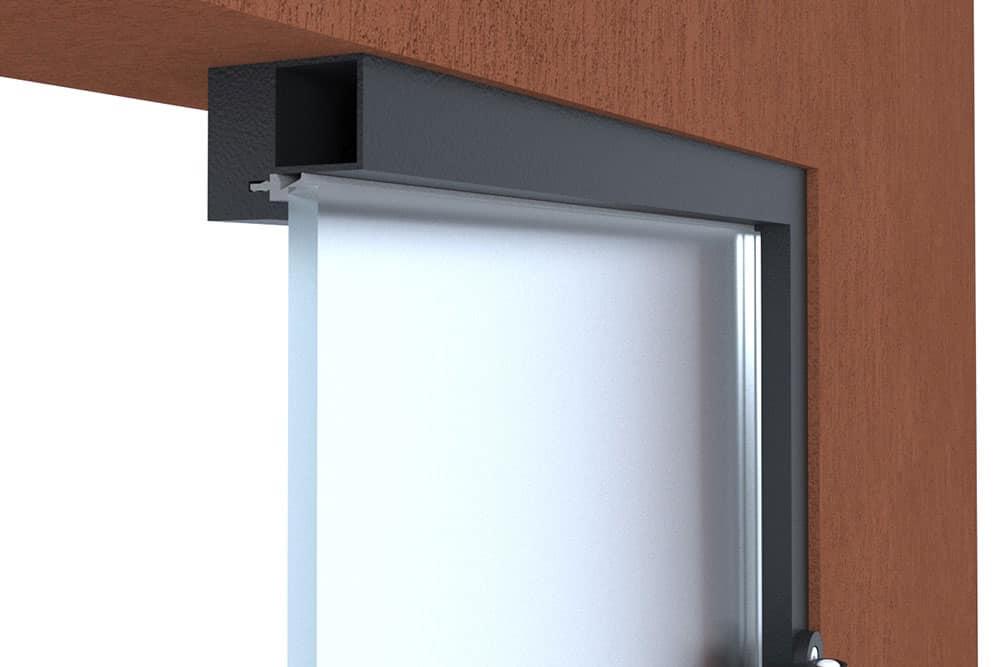Дверная коробка Coste - разрез