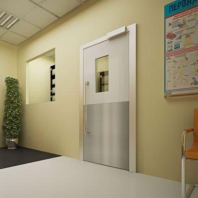 Межкомнатная дверь Medika S