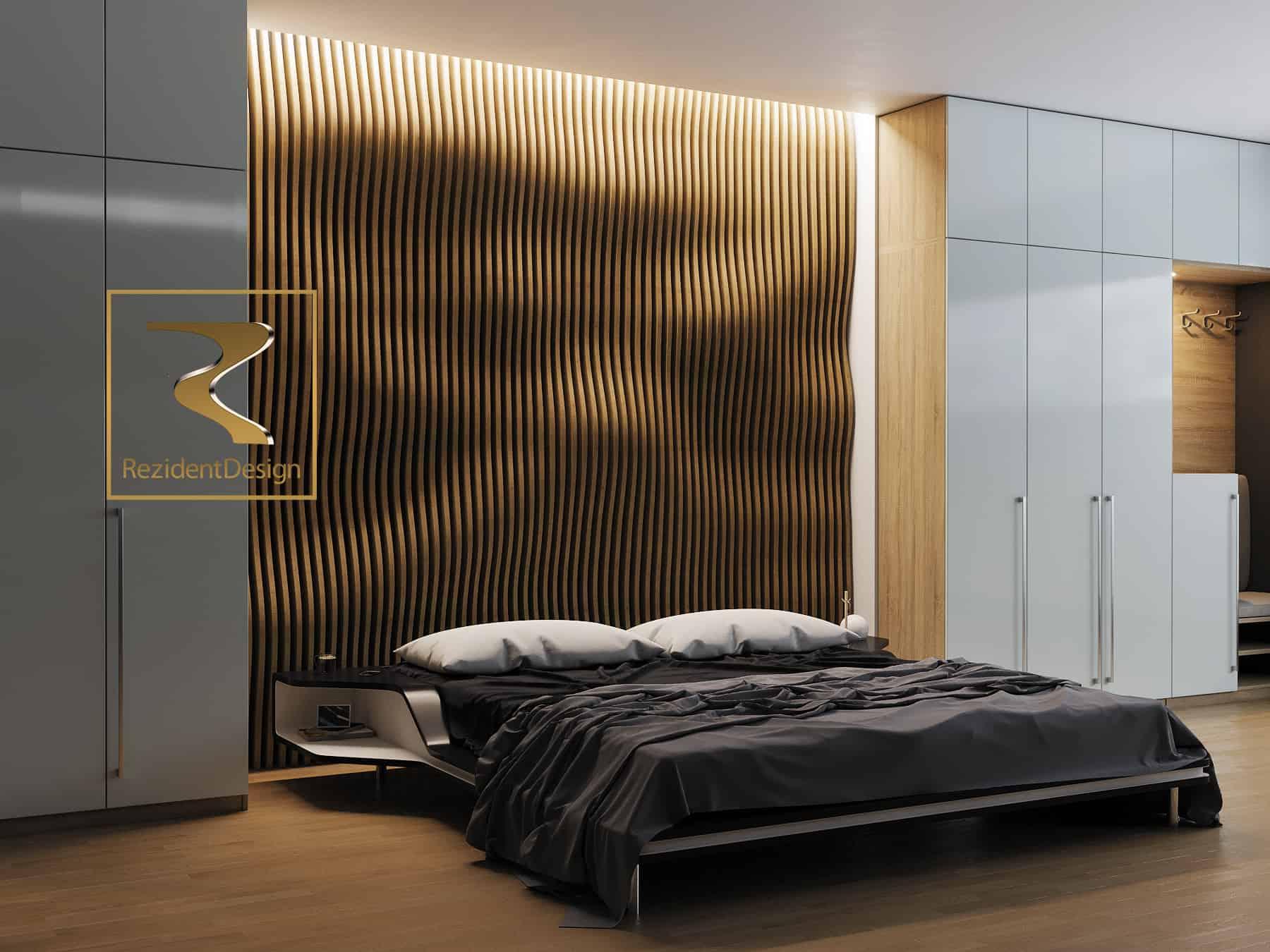 Стеновые панели Parametric Wall Rezident Design