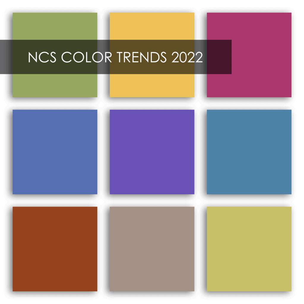 Прогноз модных цветов 2002 года от Natural Color System